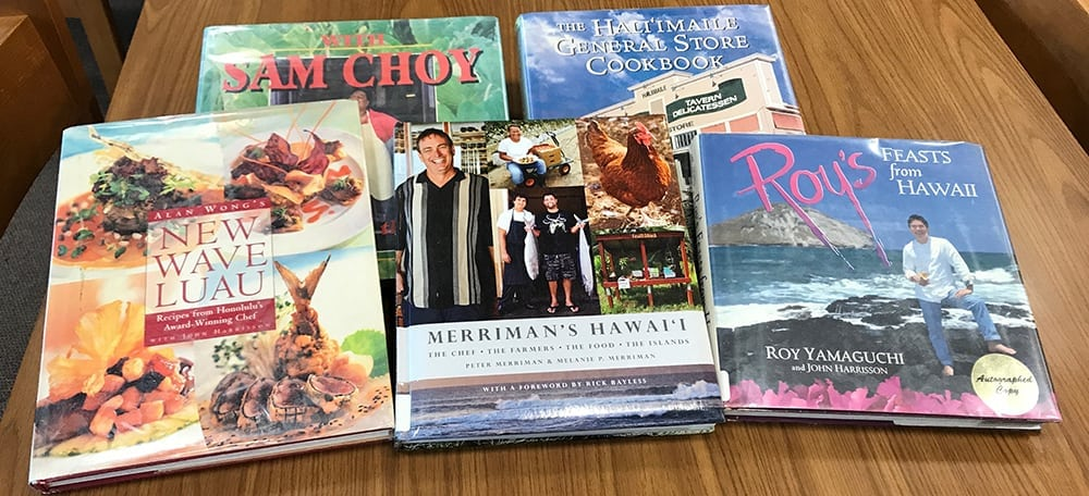 Classic Hawaiian Cookbooks – HOP to it