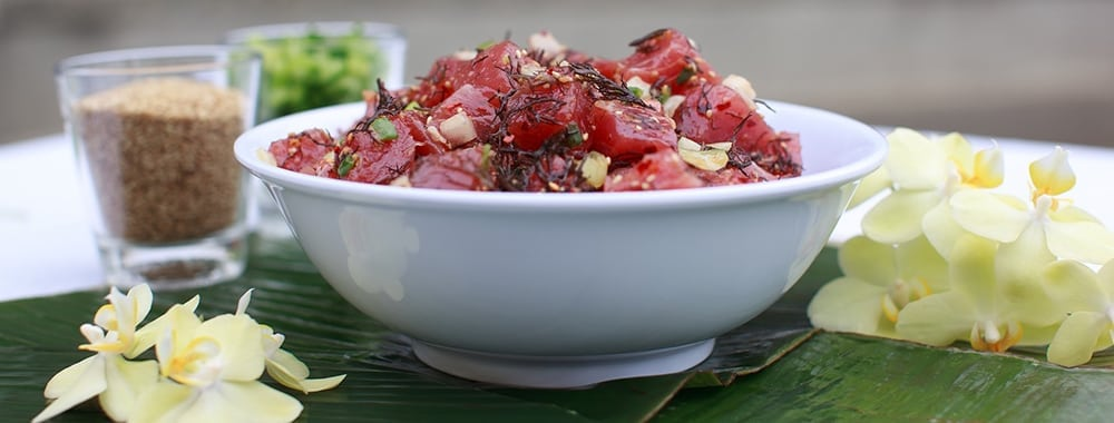 A Brief History of Poke in Hawaii