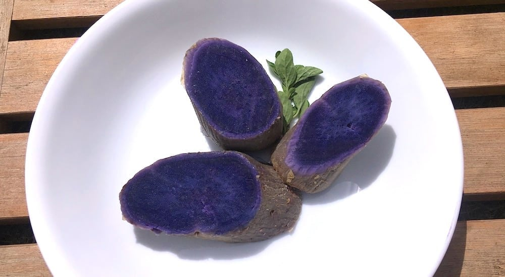 A Brief History of the Hawaiian Purple Sweet Potato